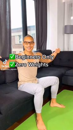Gym Workout Videos, Fitness Workouts, Fitness Workout For Women, Cardio Workouts, Hiit, Po Trainer, Easy Workouts For Beginners, Senior Fitness, Excercise
