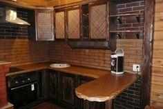 Кухня «Уют» из массива сосны с решёткой из ясеня Kitchen Cabinets, Home Decor, Decoration Home, Room Decor, Cabinets, Home Interior Design, Dressers, Home Decoration, Kitchen Cupboards