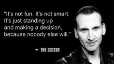 I love the Ninth Doctor!!!!