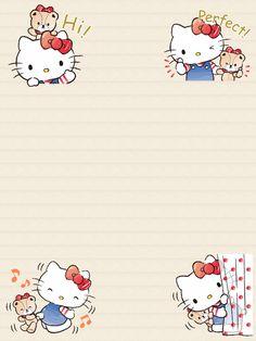 Hello Kitty and Tiny Chum
