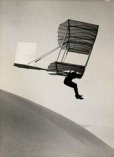 """The Cheapest Plane"""" 1920s, by Alex Stöcker"""