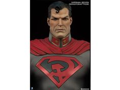 1/4 Scale Premium Format Superman Red Son - DC Comics Statues & Busts
