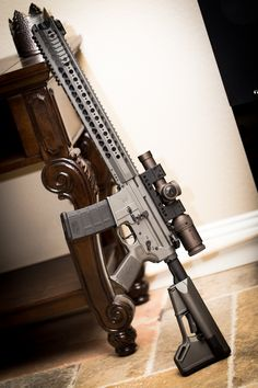 narphenal: Salient Arms International Tier 1 Rifle