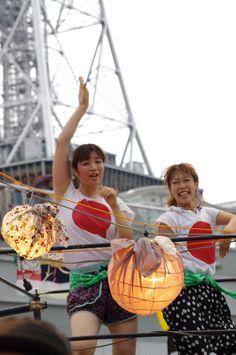 9/7 プロジェクト福島《フェスティバルFUKUSHIMA in AICHI!》撮影:内藤彩乃 撮影場所:オアシス21