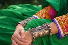 Afghanistan jewelry