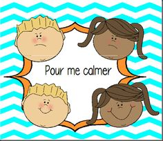 how to calm down piper - Bing images Calm Down Corner, Self Regulation, French Immersion, Conflict Resolution, Learn To Read, Social Skills, Classroom Management, Montessori, Special Education