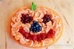 Halloween Food Platter