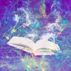 Photography: Books are Magical by UntamedUnwanted.deviantart.com on @deviantART