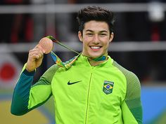 Finally Brazil not only having the hottest women. 5 Things to Know About Hunky Brazilian Gymnast Arthur Nory Mariano, aka Simone Biles' 'Boyfriend'  Summer Olympics 2016
