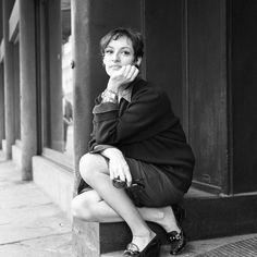 La Poule Qui Roule: Barbara, chanteuse française