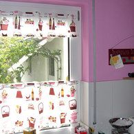 cafe' curtains