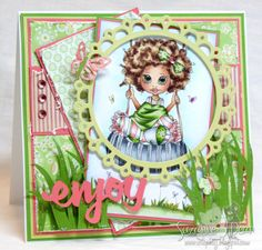 Summer Swing by suzannejdean - Cards and Paper Crafts at Splitcoaststampers
