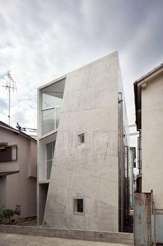 House Folded Osaka / Japan / 2011