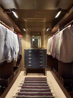 Masculine Dressing Room
