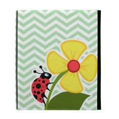 Ladybug on Celadon Chevron iPad Folio Cover Yes I can say you are on right site we just collected best shopping store that haveThis Deals          Ladybug on Celadon Chevron iPad Folio Cover Here a great deal...