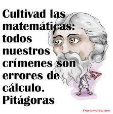 frases matemáticas