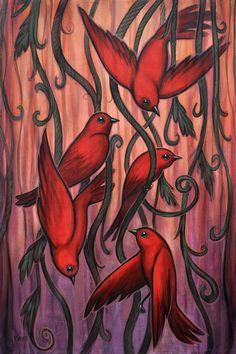 Distinction Gallery | Artists featuring Gabe Leonard original art and prints