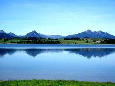 Hopfensee, Bayern, Deutschland