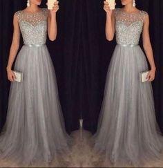 charming prom dress, long prom dress, formal prom dress – BSBRIDAL