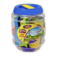 Play-Doh Big Barrel Playset Play-Doh