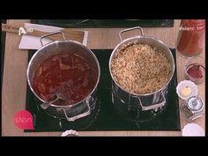 ΣΟΥΤΖΟΥΚΑΚΙΑ ΜΕ ΡΥΖΙ (ΑΡΓΥΡΩ ΜΠΑΡΜΠΑΡΙΓΟΥ) - ΕΛΕΝΗ (30.01.2019) Greek, Pudding, Friends, Videos, Desserts, Youtube, Food, Amigos, Tailgate Desserts