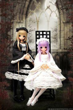 SAHRA Nostalgic Story Collection dolls by Azone International