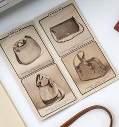Vintage Coach, Vintage Bags, Vintage Shops, Bonnie Cashin, Coach Leather Bag, Cloth Bags, Bag Making, Designer Handbags, Ads