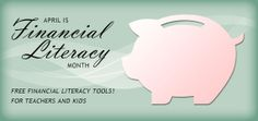 Financial Literacy Month from the U.S. Mint