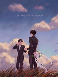 Cute Couple Art, Best Couple, Cute Gay Couples, Anime Couples, Cute Wallpaper Backgrounds, Cute Wallpapers, 5 Seconds Of Summer, Thailand Wallpaper, Dramas