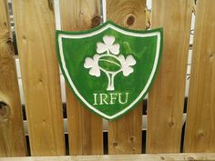 Outdoor Signs, Indoor Outdoor, Munster Rugby, Ireland Rugby, Irish Rugby, Mighty Mouse, Public School, Etsy, Ireland