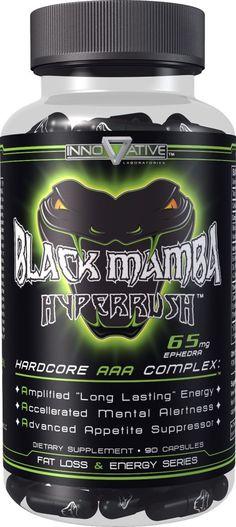 Innovative Laboratories Black Mamba