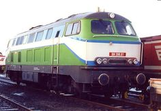 Verkehrsbetriebe Elbe Weser 219 001