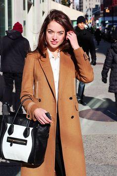 - - camel coat - -