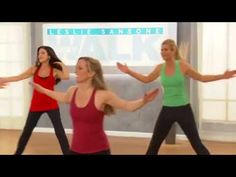 4 Mile Power Walk - 1st 2 Miles (Walk at Home Fitness Videos) - YouTube