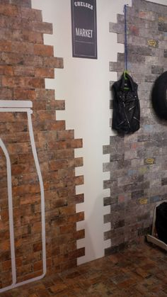 Cercom's latest collections at Cersaie Italy 2014. Brick.