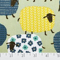 Patterned Sheep Multi | Fancy Tiger Crafts