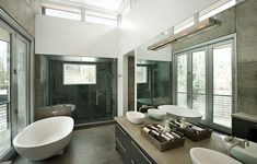 Capitol Creek House by Kaegebein Fine Homebuilding
