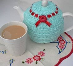 Tea cosy by rosanna