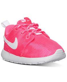 Nike Toddler Girls' Roshe Run Casual Sneakers from Finish Line