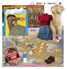 """a teenager's romance"" by love-4-losers ❤ liked on Polyvore featuring WALL, Verso and Bellino"