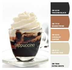 Cappuccino from Chip It! by Sherwin-Williams