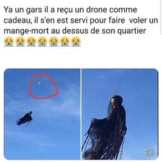 Drone eats dead – Funny image to discover on V. of the… – Tech Ideas Harry Potter Disney, Humour Harry Potter, Harry Potter Film, Harry Potter World, Harry Potter Funny Pictures, Funny Couple Pictures, Funny Images, Funny Photos, Geek Culture