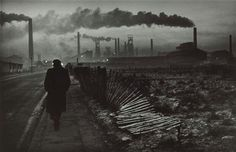 West Hartlepool steelworks, Country Durham (1963)