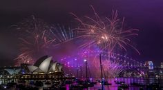 Fireworks explode over the Sydney Harbour during the Family Fireworks as part of New Year's Eve celebrations in Sydney, Australia, EPA Sydney New Years Eve, New Years Eve 2018, Aretha Franklin, Auld Lang Syne Meaning, New Years Eve Pictures, Dare You To Move, Family New Years Eve, Sidney Australia, Freedom Day