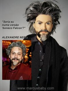 BONECOS DO BABY: Alexandre Nero curtiu o seu boneco: http://www.bonecosdobaby.blogspot.com.br/2014/11/alexandre-nero-curtiu-o-seu-boneco.html