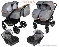 Twin Baby Beds, Twin Baby Rooms, Twin Pram, Twin Baby Girls, Twin Babies, Reborn Babies, Best Twin Strollers, Double Strollers, Two Seat Stroller