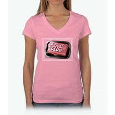 Fight Club Movie Bee Movie Womens V-Neck T-Shirt