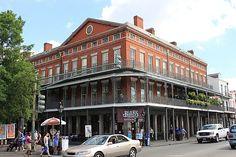 French Quarter, New Orleans,