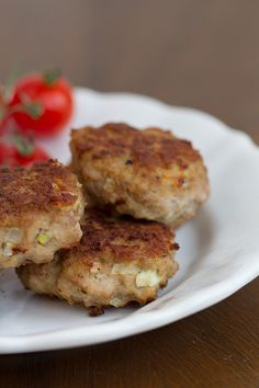 Estonian meatballs. Hakk-kotletid, täitsa tavalised. by Pille - Nami-nami, via Flickr