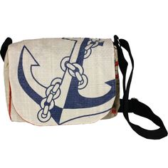 Cement Bag Small Messenger Anchor